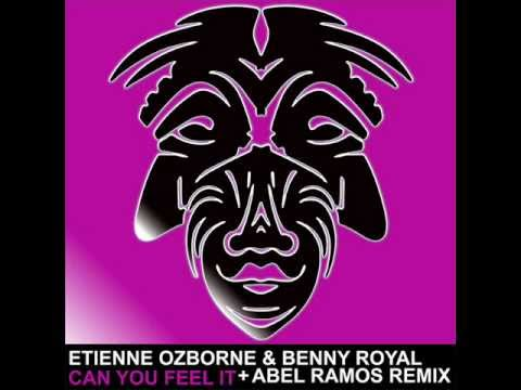 Etienne Ozborne & Benny Royal - Can You Feel It [Zulu Records]