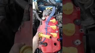 Honda civic eg carburetor spark plugs check