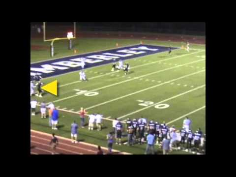 RB/ATH Dennis Smith #5 *SIGNED LOI TO BLINN JC* Wimberley HS (JR Highlights)