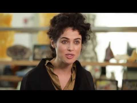 Neri Oxman, Founder of Mediated Matter Lab -- Part 1