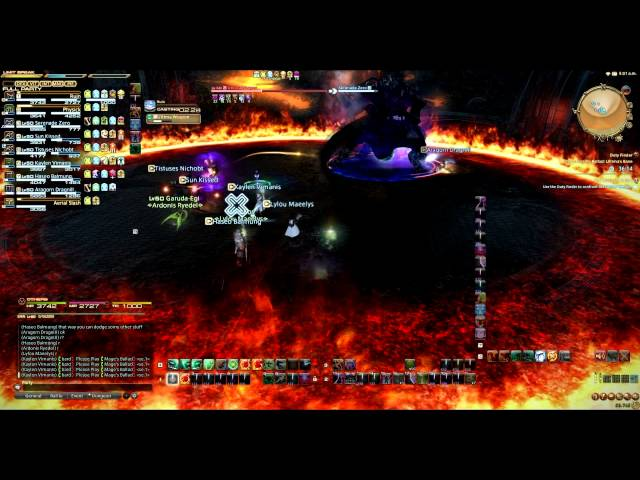 Final Fantasy XIV ARR 2.1 (Ardonis) - The Ultimate Ballad (ALL QUEST/FIGHT)