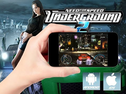 Need For Speed Underground 2 - Download Need For Speed Underground 2 Mobile (Android And IOS)