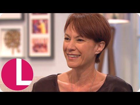 Tanya Franks Talks Mum, The Truth And Broadchurch   Lorraine