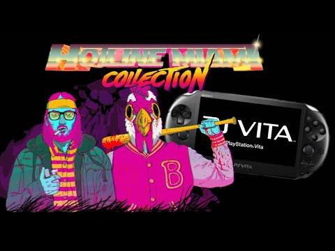 ★Hotline Miami Collection - PS Vita[Oбзор][rePatch]