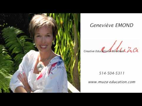 Creative Innovations in Education with Geneviève Emond