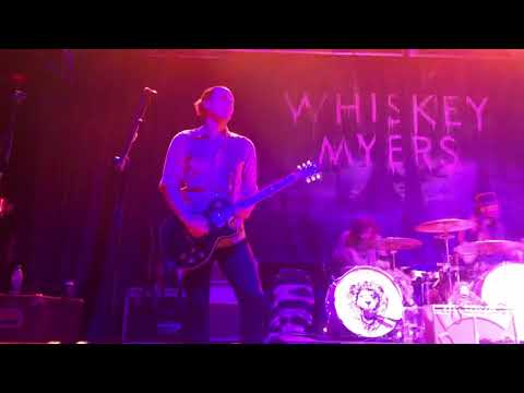 Whiskey Myers- Lonely East Texas Nights (Greensboro, NC, 6/1/18)