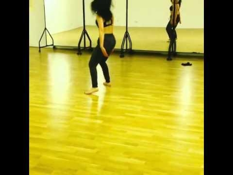 British singer FKA Twigs Dance Star Tahliah Barnett