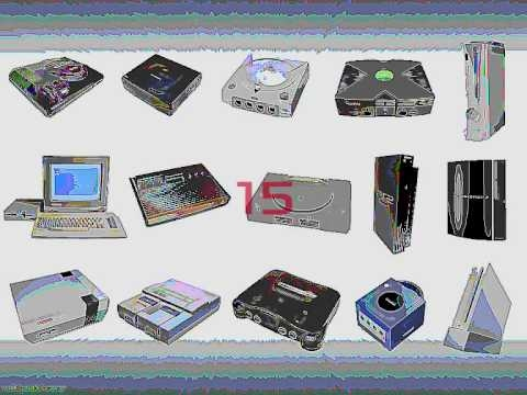 My Top 15 Video Game Tunes of the 1980's