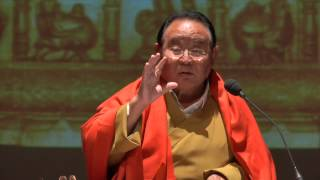 Sogyal Rinpoche ~ Discovering mind