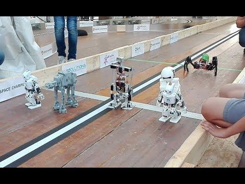 Autonomous Robot Race - TRR 2017