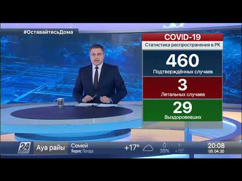 Число зараженных коронавирусом