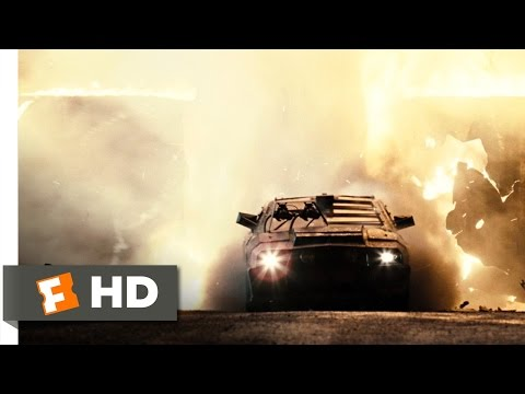 Death Race (11/12) Movie CLIP - Jensen and...
