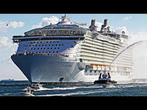 Top 10 Biggest Ships In The World