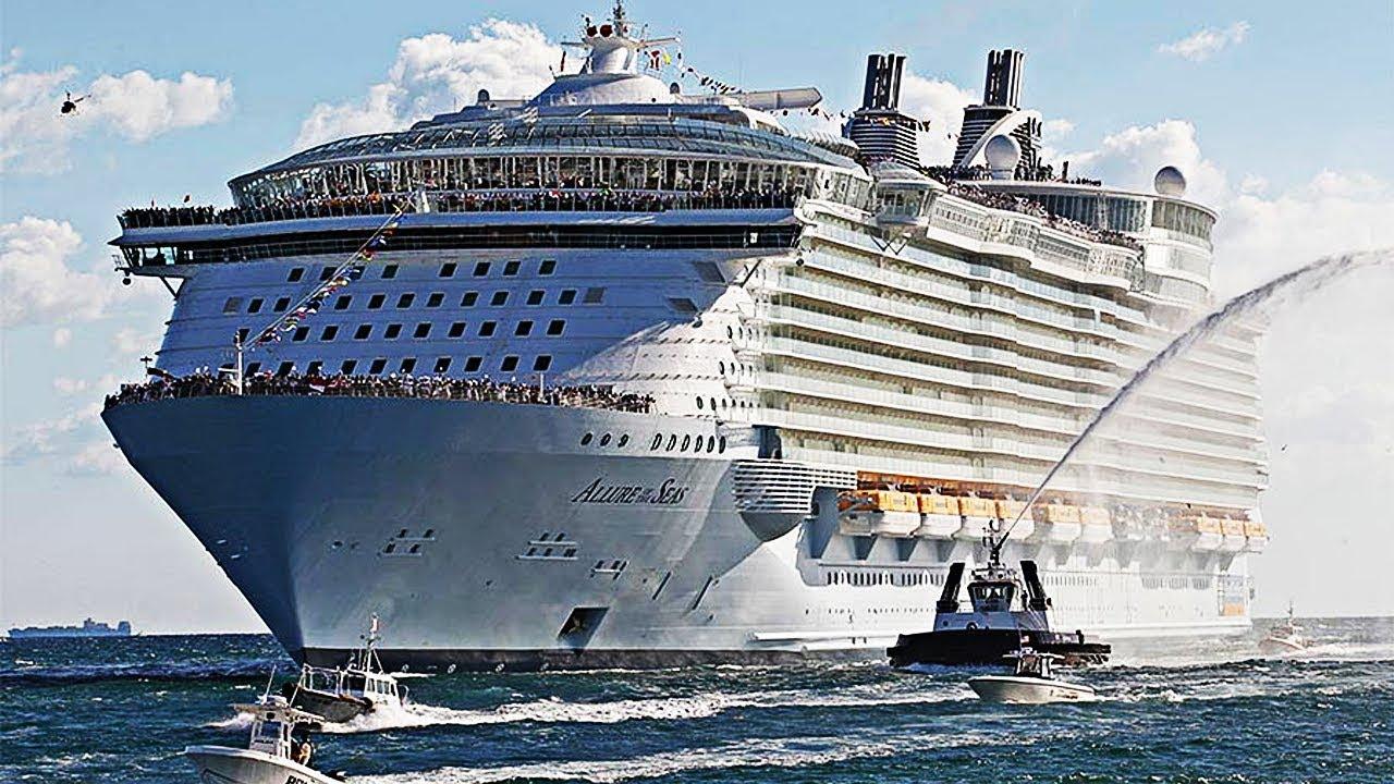 10-те најголеми бродови на светот