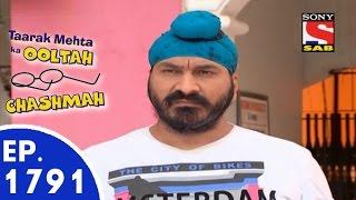Taarak Mehta Ka Ooltah Chashmah - तारक मेहता - Episode 1791 - 26th October, 2015
