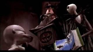 Nightmare Before Christmas - Vado Vedo e Prendo preparano la cattura di Babbo Nachele