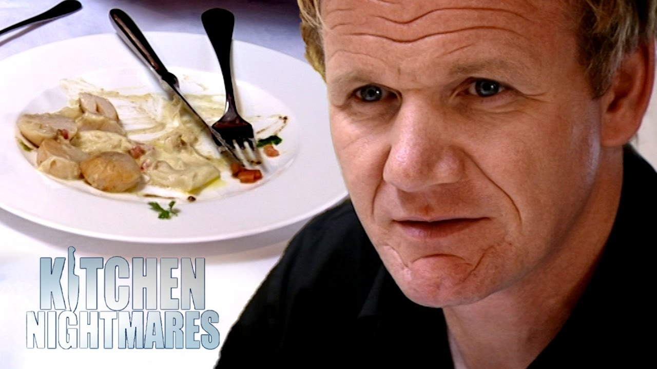 Chef Makes One Of Gordon 39 S Dishes And He 39 S Not Happy