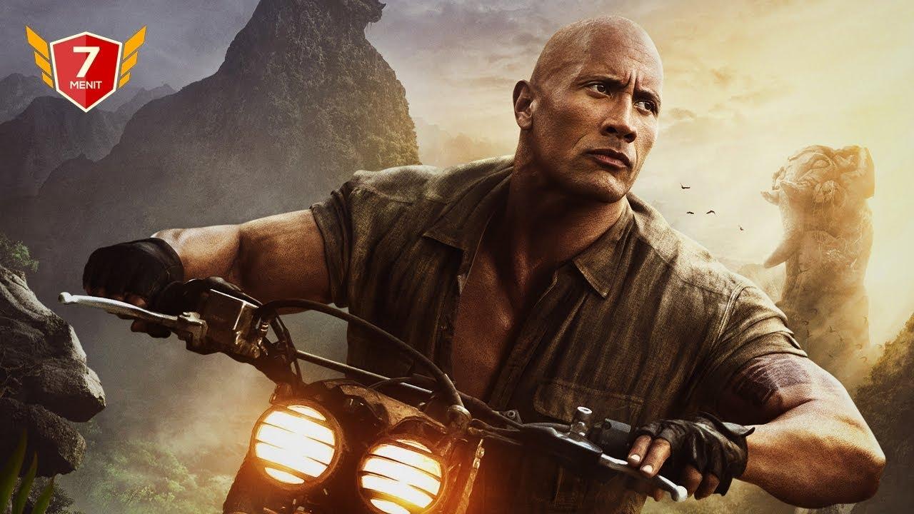 The Rock Dwayne Johnson Filme