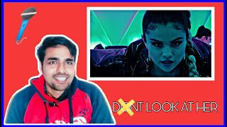 Indian reaction on Selena Gomez - Look At Her Now (Official Music Video)