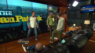 DP Cold Open: The Corduroy Poster Boys | The Dan Patrick Show | 10/17/17