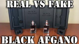 Fake fragrance - Black Afgano by Nasomatto
