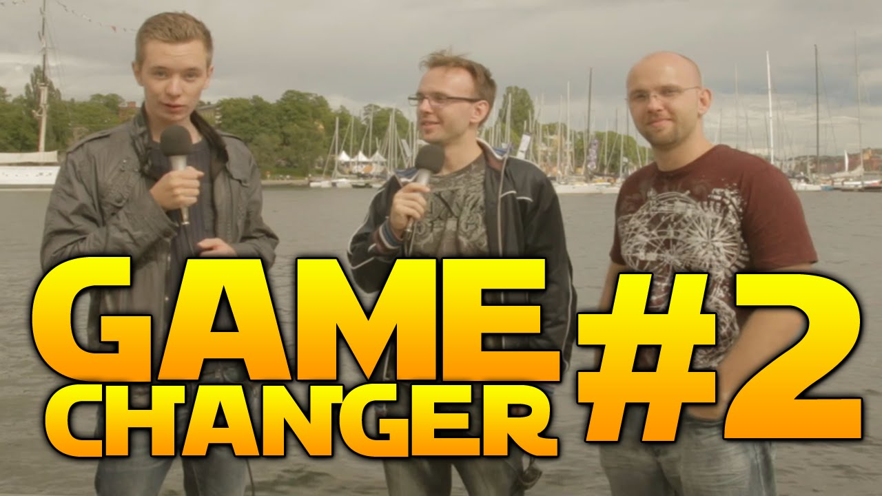 Star Wars: Battlefront: Game Changers Event #2 - Playing the game & Interview