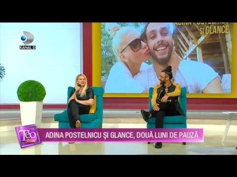 Teo Show (15.06.2020) - Adina Postelnicu si Glance, doua luni de pauza! Ce planuri au?