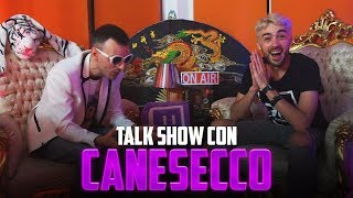 TALK SHOW CON CANESECCO | RAP, FORTNITE E FREESTYLE!