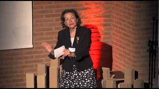 Τολμάω να ενεργώ: Paroula Naskou Perraki at TEDxUniversityofMacedonia