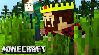 ОХОТНИКИ ЖДУТ СВОЮ ЖЕРТВУ - Minecraft Bed Wars (Mini-Game)
