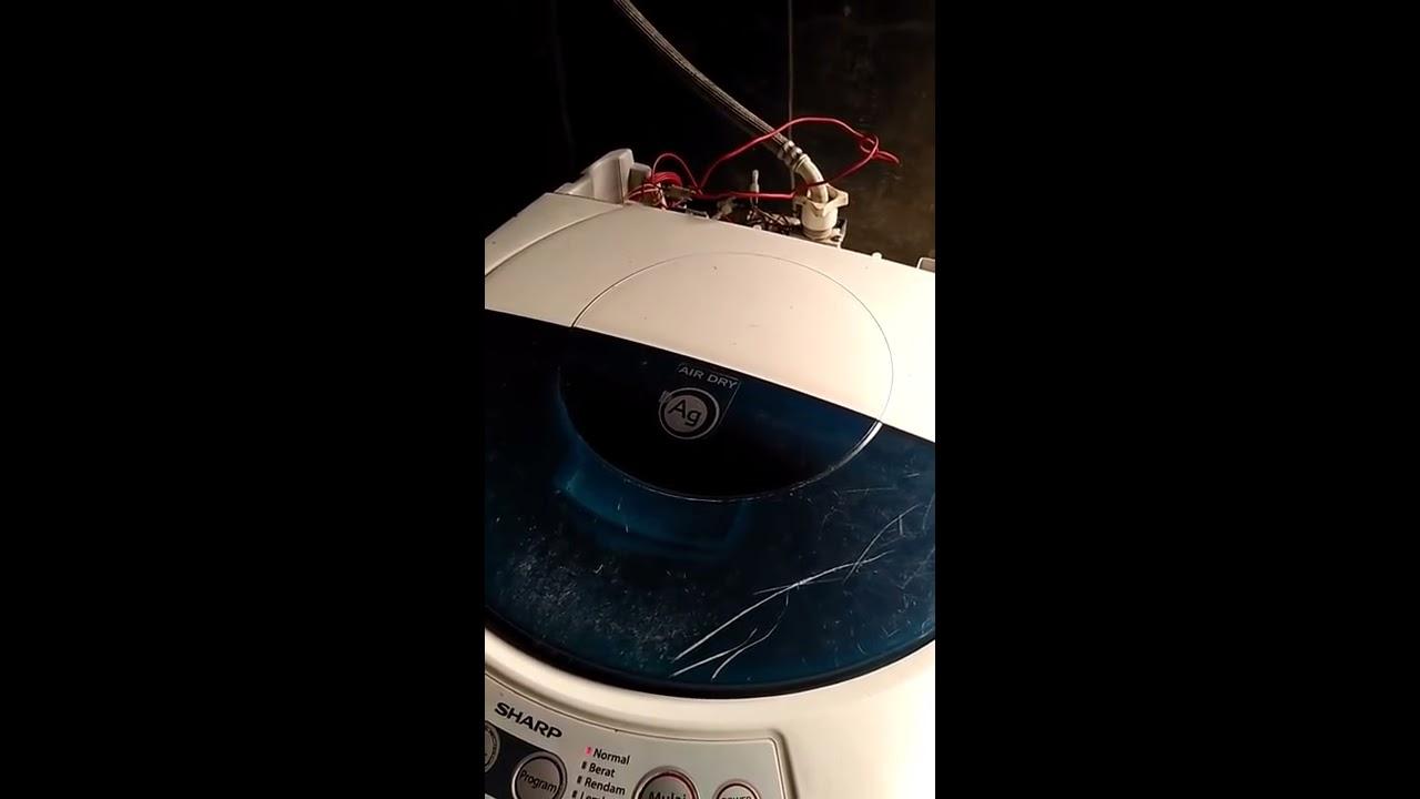Pengering Mesin Cuci 1 Satu Tabung Tidak Mau Berputar Ini