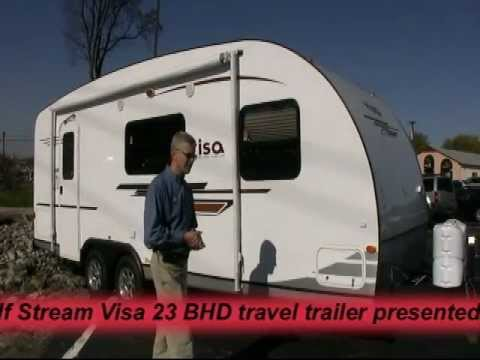 Gulf Stream Visa Travel Trailer