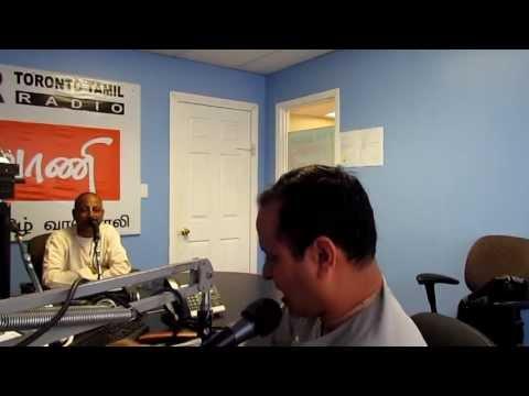 ISKCON Scarborough- Live Tamil Bhagavad Gita Radio program - Geetavaani Radio station