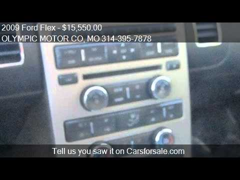 2009 Ford Flex Limited Suv 4dr For Sale In Florissant Mo