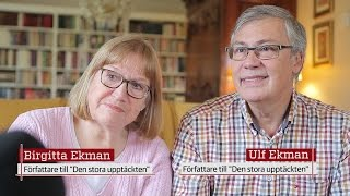Ulf och Birgitta Ekman om sina skyddshelgon