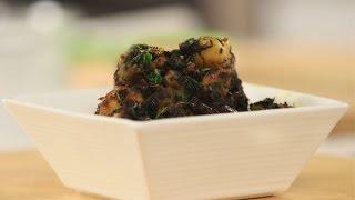 Aloo Methi-Stir fried