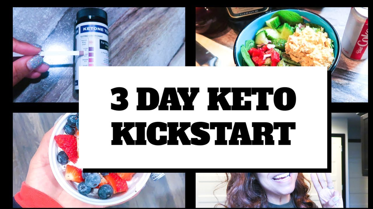 3 Day Keto Kickstart