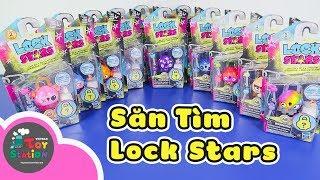 Săn tìm cặp đôi Lock Stars bổ sung vào bộ sưu tập ToyStation 297