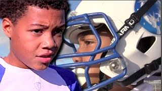 11 Year Old Baller | QB TJ Lateef | Carson Colts (CA) | UTR Youth Spotlight