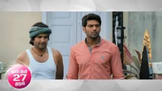 Raja Rani Dialogue Spot Arya, Nazriya and Santhanam