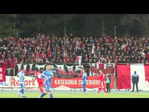 Skënderbeu ndaj Kairatit me stadiumi plot  - Top Channel Albania - News - Lajme