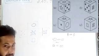 Dice & Cube - SSC JE | Tricks || Solved Questions - Hindi | Unfolded Cube
