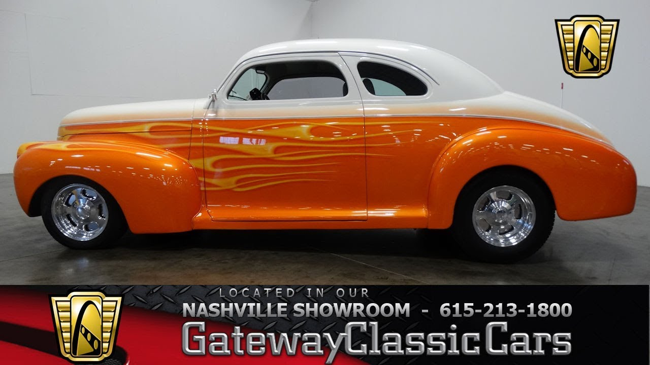 1939 Plymouth Coupe, Gateway classic cars Nashville ... |Gateway Classic Cars Nashville