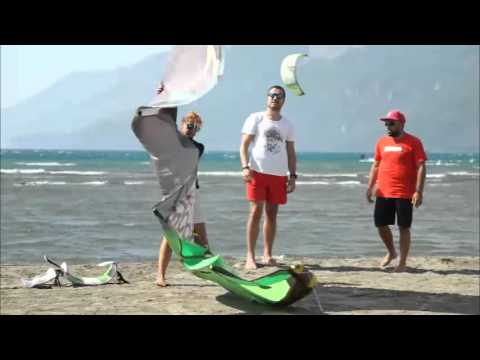Kitesurfing Gokova - Windseeker Holidays