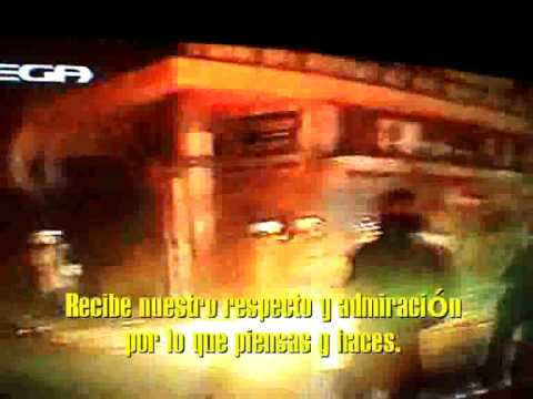 Subcomandante Marcos of EZLN Zapatistas salutes revolted Greece of December08. 2January2009