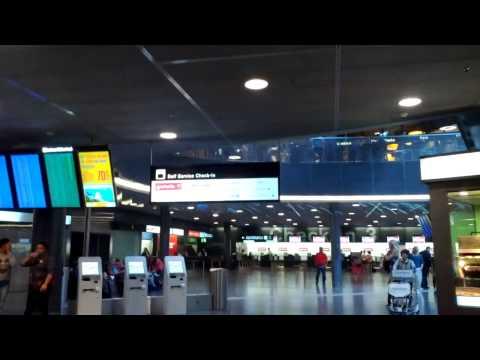 Fluhgafen Zurich Kloten/Аэропорт Цюрих Клотен.