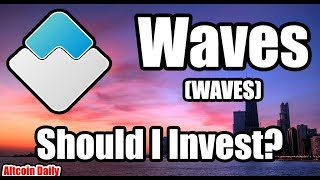 WAVES Cryptocurrency! Should I Invest? + WALKTHROUGH (Create Custom Token and DEX)