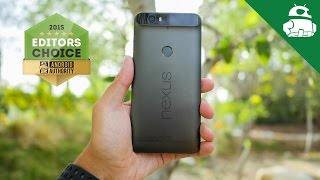 Nexus 6P Review!