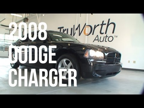 2008 Dodge Charger - Clean CARFAX - UConnect System - TruWorth Auto