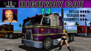 18 Wheeler: American Pro Trucker - Stage One [PS2]
